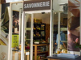 Boutique centre-ville Salon de Provence