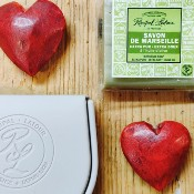 The ''Saint-Valentin du voyageur'' gift box