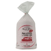 Pure soap flakes for laundry