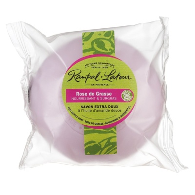 Perfumed gentle soap, with sweet Amande oil
