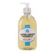 Gentle liquid soap with olive oil - Olympique de Marseille