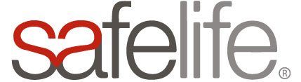Logo label Safelife