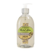 Organic certified and hypoallergenic liquid soap