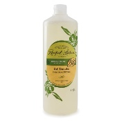 Organic certified shower gel, with green orange