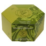 Perfumed gentle soap, with organic olive oil.