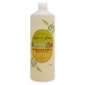 Organic certified shower-shampoo, with sweet Amande oil
