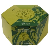 Perfumed gentle soap, with organic argan oil