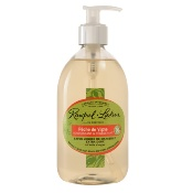Gentle liquid soap, with argan oil