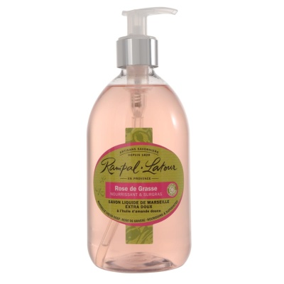 Gentle liquid soap, with sweet Amande oil