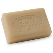 "Organic certified very gentle soap, ""Fruity moment"