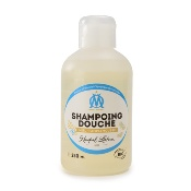 Organic certified shower-shampoo with honey - Olympique de Marseille