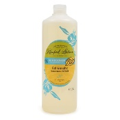 Organic certified shower gel, with argan oil